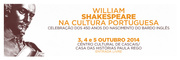 FESTIVAIS: William Shakespeare na Cultura Portuguesa