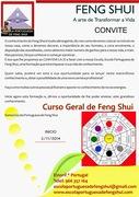 CURSOS: Curso Geral de Feng Shui