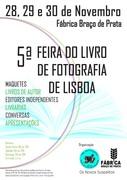 FEIRAS: 5ª Feira do Livro de Fotografia de Lisboa