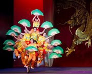ESPECTÁCULOS: The Peking Acrobats