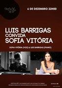 MÚSICA: Luís Barrigas convida Sofia Vitória