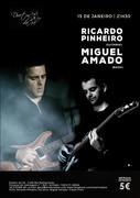 MÚSICA: Ricardo Pinheiro & Miguel  Amado