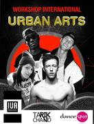 WORKSHOP: Street Dance – International Urban Arts