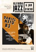 MÚSICA: Daniel Neto B3 - ALFAMA JAZZ