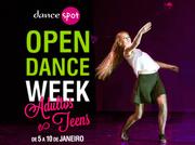 AULAS: Open Dance Week