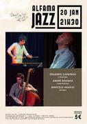 MÚSICA: Edurado Cardinho Lisbon Trio - ALFAMA JAZZ