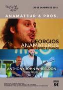 MÚSICA: ANAMATEUR & PROS