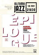 MÚSICA: Samuel Lercher Trio - Concertos ALFAMA JAZZ