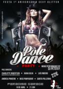 FESTAS: Pole Dance Party   Festa Aniversário Sexy Glitter