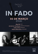 MÚSICA: Marifá, António Cardoso, João Silva & Vânia Moreira - Concertos IN FADO