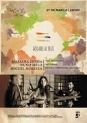 MÚSICA: Aquarela Trio