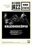MÚSICA: KALEIDOSCÓPIO - Concertos ALFAMA JAZZ