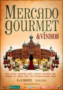 FEIRAS: Mercado Gourmet & Vinhos