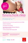 EVENTO: Momentos Mamãs e Bebés
