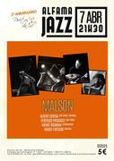 MÚSICA: MALSON - ALFAMA JAZZ