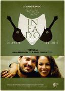 MÚSICA: Joana Amendoeira & Bruno Fonseca - TERTÚLIA - Concertos IN FADO