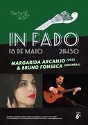 MÚSICA: Margarida Arcanjo & Bruno Fonseca - Concertos IN FADO