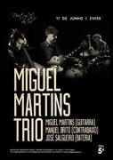 MÚSICA: Miguel Martins Trio