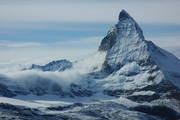 AR LIVRE: Alpinismo - Mattherhorn 4478 Metros de Altitude