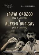 MÚSICA: Yaíma Orozco y Alfred Artigas