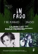 MÚSICA: Liliana Luz & Paulo Parreira - Concertos IN FADO