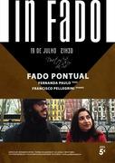 """MÚSICA: """"Fado Pontual"""" - Fernanda Paulo & Francisco Pellegrini - Concertos  IN FADO"""