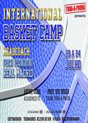 DESPORTO: Toda a Prova Internacional Basket Camp