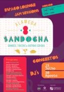 SANDOCHA - Sandes, tostas & Outras Coisas