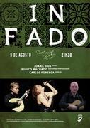 JOANA RIOS, EURICO MACHADO & CARLOS FONSECA - Concertos IN FADO