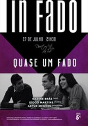 """MÚSICA: """"Quase um Fado"""" - Nadine Brás, Diogo Martins & Artur Mendes - Concertos IN FADO"""