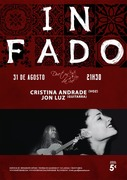 CRISTINA ANDRADE & JON LUZ - Concertos IN FADO