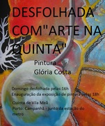 EXPOSIÇÕES: Glória Costa