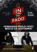 MÚSICA: Fernanda Paulo & Múcio Sá - Concertos IN FADO