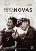 """MÚSICA: """"Bossas e Outras Novas"""" - Silvia Nazário & Claudio Kumar"""