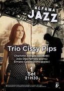 MÚSICA: Trio Cissy Pips - Charlotte Joerges, João Dias Ferreira & Elmano Caleiro - Concertos ALFAMA JAZZ