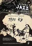 """MÚSICA: """"Trio KW"""" - """"Tributo a Kenny Wheeler"""" - João Moreira, Bernardo Moreira & Paulo Bandeira - Concertos ALFAMA JAZZ"""