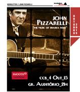 MÚSICA: John Pizzarelli