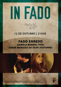 "MÚSICA: ""Fado Enredo"" - Daniela Mendes & André Marques da Silva - Concertos IN FADO"