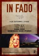 MÚSICA: TIZZANA - Zana & Domingos Silva - Concertos IN FADO