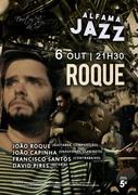 """MÚSICA: """"ROQUE""""- João Roque, João Capinha, Francisco Santos & David Pires - Concertos ALFAMA JAZZ"""