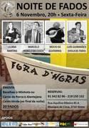 MÚSICA: Noite de Fados no restaurante Fora D'Horas