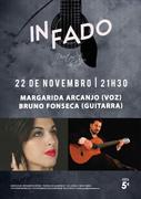 MÚSICA: Margarida Arcanjo e Bruno Fonseca - Concertos IN FADO