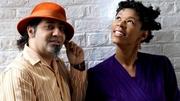 MÚSICA: Carmen Souza e Theo Pascal