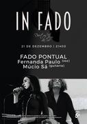 """MÚSICA: Fernanda Paulo & Múcio Sá - CONCERTOS IN FADO - """"FADO PONTUAL"""""""