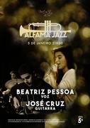 MÚSICA: BEATRIZ PESSOA & JOSÉ CRUZ - CONCERTOS ALFAMA JAZZ DO DUETOS DA SÉ, ALFAMA