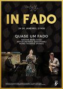 """MÚSICA: Nadine Brás, Artur Mendes & Nuno Tavares - CONCERTOS IN FADO DO DUETOS DA SÉ, ALFAMA, LISBOA - """"QUASE UM FADO"""""""