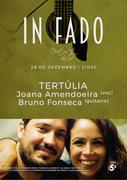 """MÚSICA: Joana Amendoeira & Bruno Fonseca - CONCERTOS IN FADO - """"TERTÚLIA"""""""