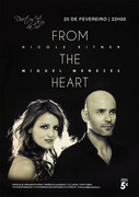 """MÚSICA: Nicole Eitner & Miguel Menezes - """"From the Heart"""""""