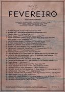 MÚSICA & GASTRONOMIA EM ALFAMA - CONCERTOS DE FEVEREIRO 2016 - LISBOA, DUETOS DA SÉ