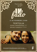 """MÚSICA: Joana Amendoeira & Bruno Fonseca - """"TERTÚLIA"""" - Concertos In Fado"""